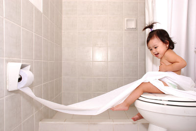 Potty Training: You've got this!
