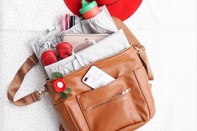 Fawn Design Bag: ToteSavvy vs. ToteSavvy Mini