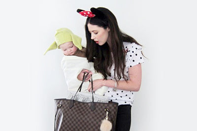 Packing your ToteSavvy for Trick or Treating