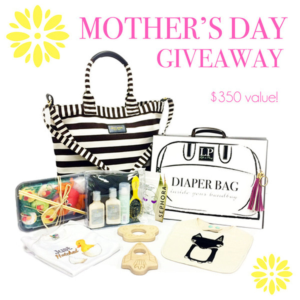 The Ultimate Mother's Day Giveaway!