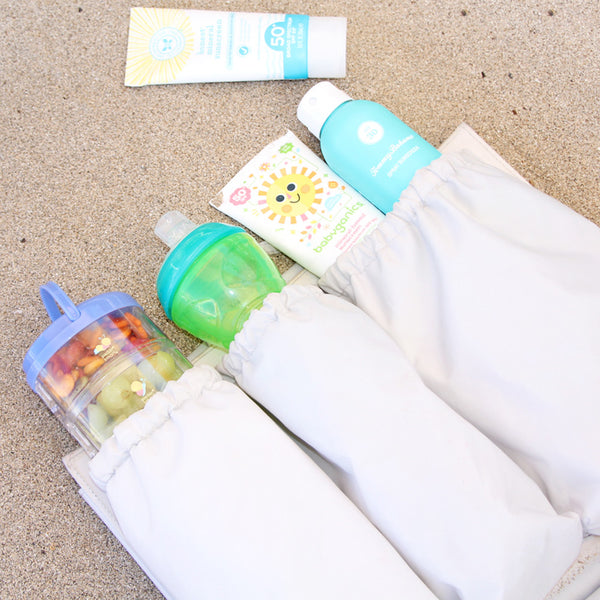What to Pack for a Beach Day With Babies