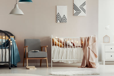 Tips to Getting Your Nursery Ready