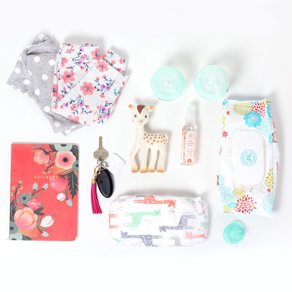 Packing ToteSavvy Mini for an Infant (0-9 months)