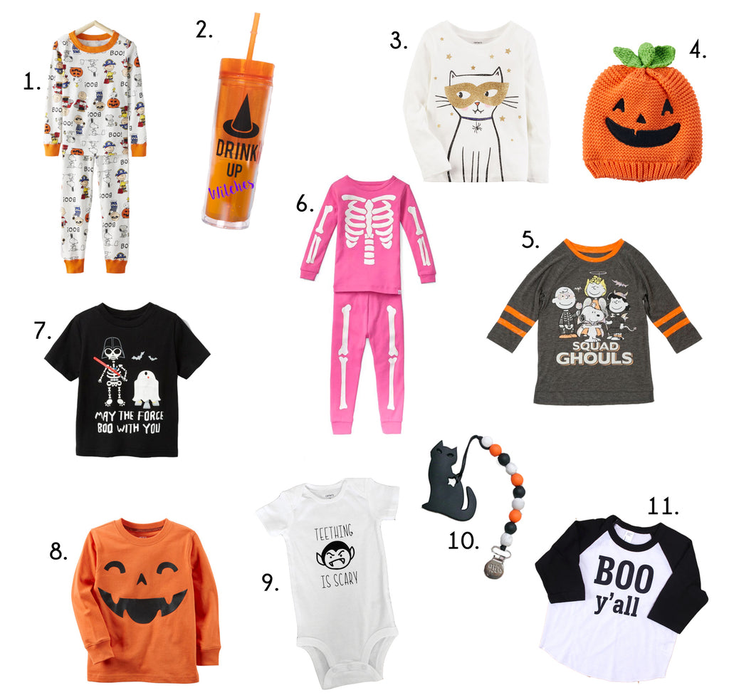 halloween toddler clothes