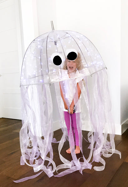 jellyfish costume DIY