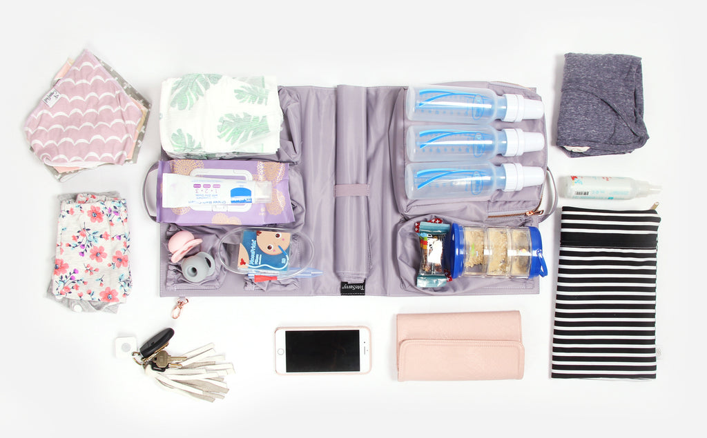 formula fed newborn packing list diaper bag