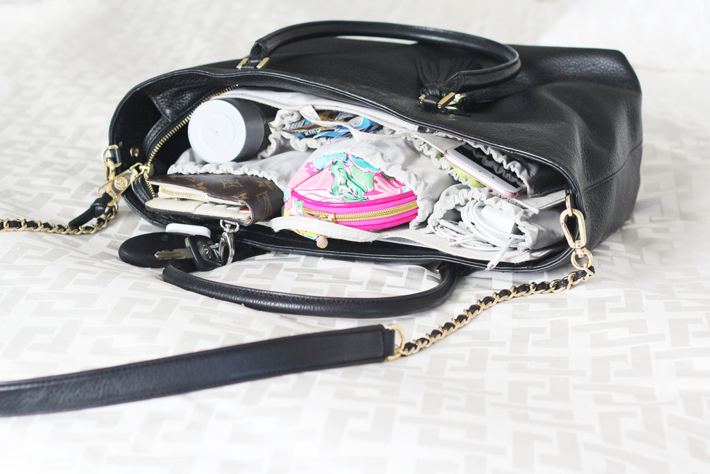 purse organizer for travel