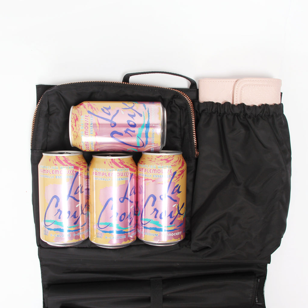 totesavvy insulated cooler pocket