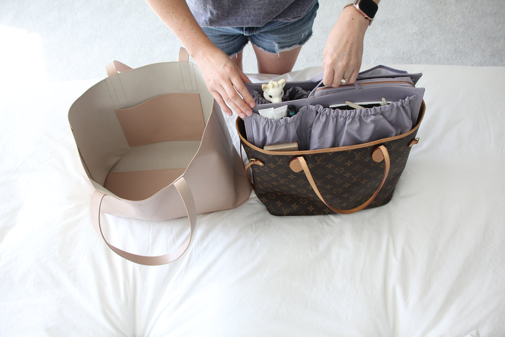 how to move your totesavvy from bag to bag