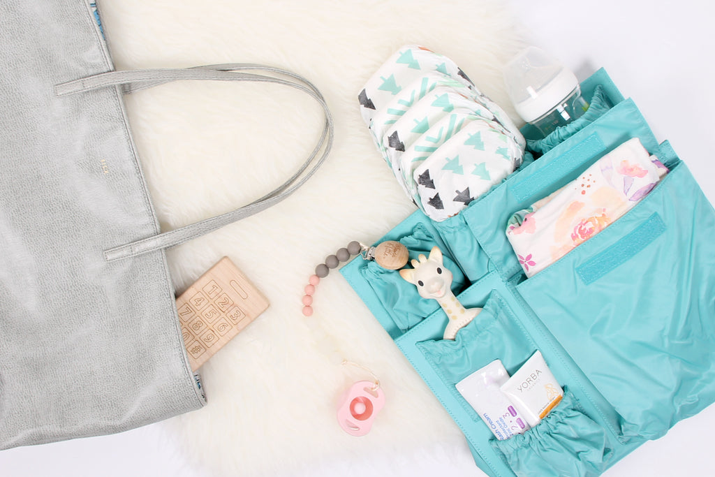 packing ToteSavvy for a Newborn