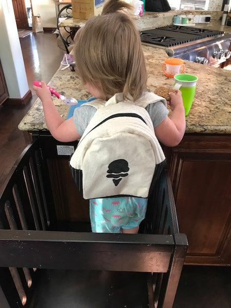 totesavvy, my little pack company, toddler backpack, bottle bag