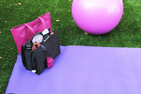 gym bag organizer