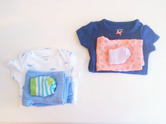 spare clothing for twins