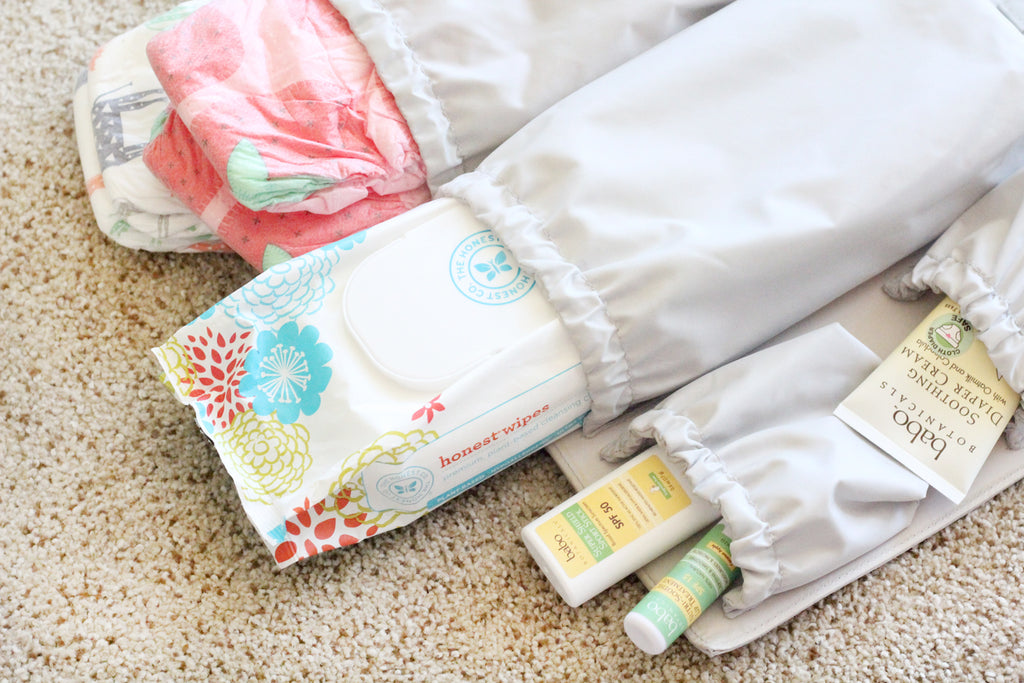 packing your diaper bag