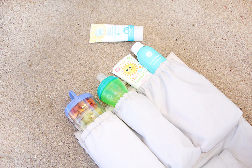 beach diaper bag