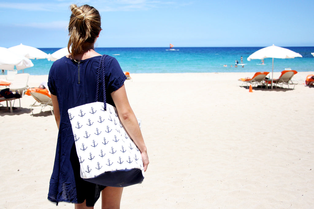 toss beach bag