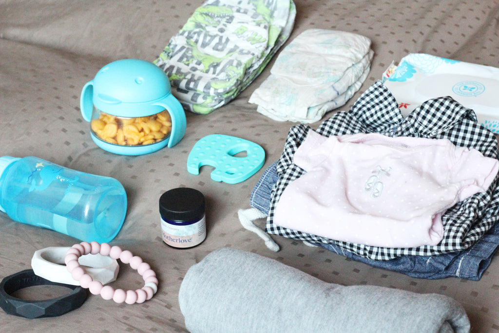 diaper bag items