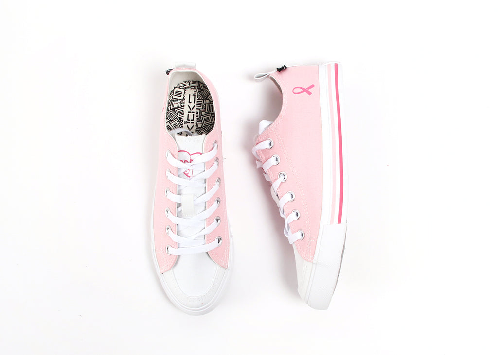 breast cancer research shoes