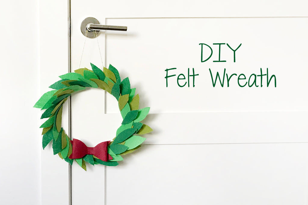 do it yourself, diy, diy holiday crafts, salt dough ornaments, christmas ornaments, felt wreath, paper plate wreath, christmas tree ornaments, mini christmas trees, christmas, christmas decor, holiday decor, tote savvy, tote savvy mini, life in play,