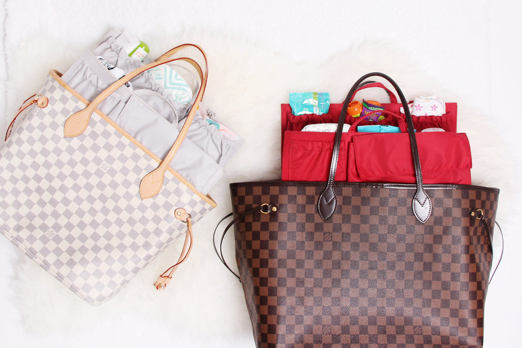 Neverfull GM MM diaper bag