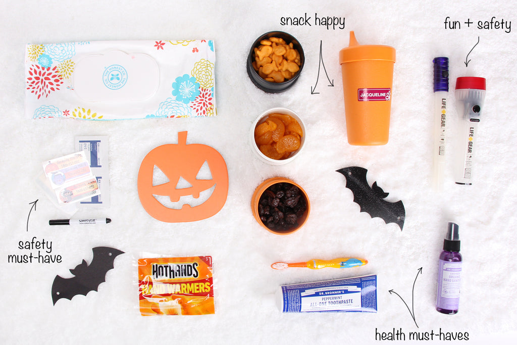 trick or treat essentials