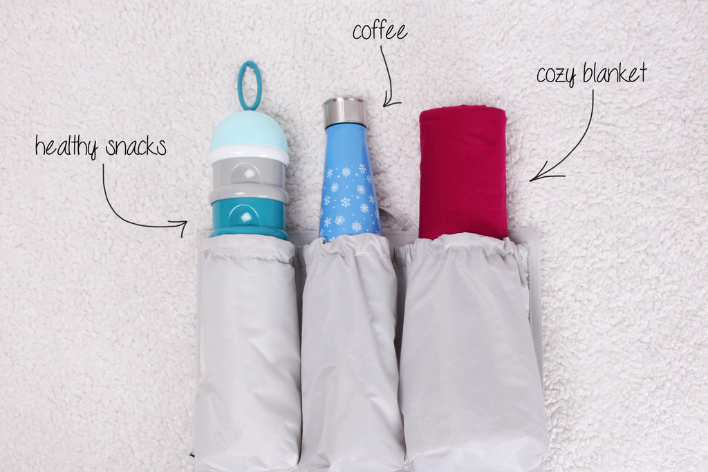cold weather diaper bag essentials