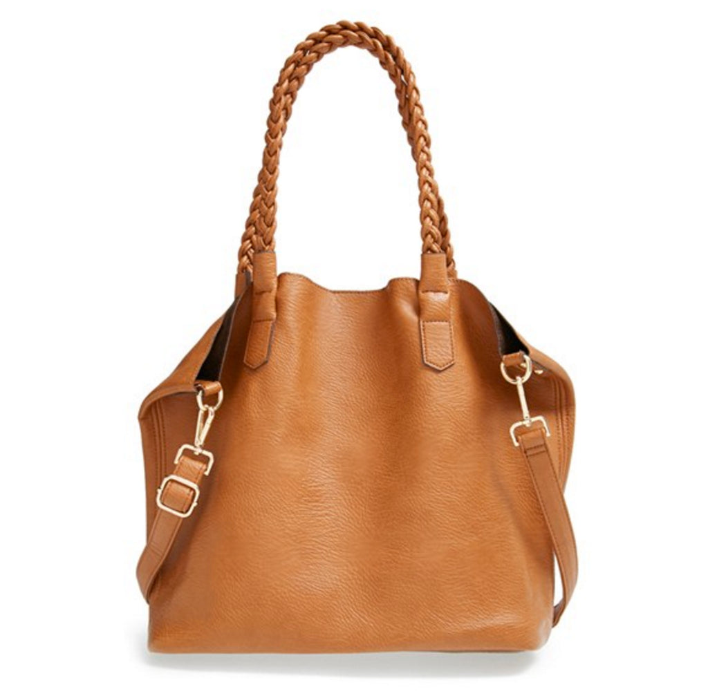 street level slouchy tote