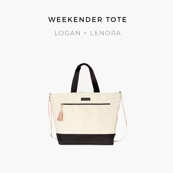 logan and lenora tote