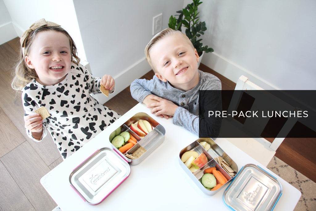 pre-pack lunches with lunchbots