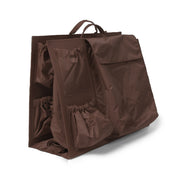 totesavvy diaper bag organizer in coffee color