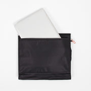 ToteSavvy Deluxe work bag organizer includes laptop pockets