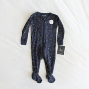 organic cotton footie sleeper