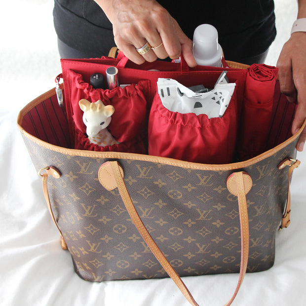 ToteSavvy Mini diaper bag organizer