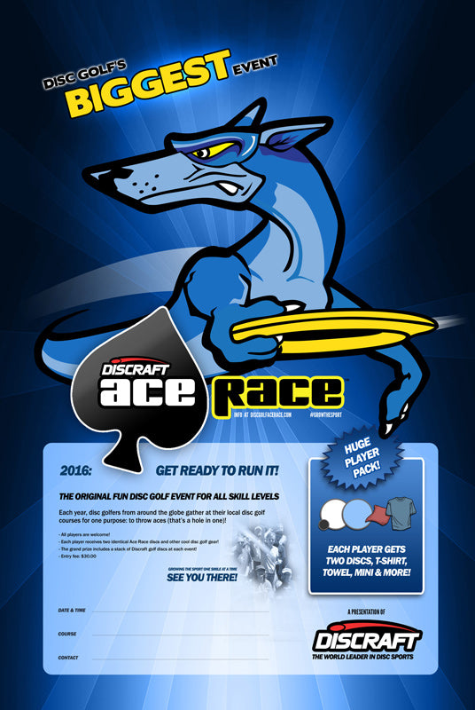 2016 Discraft Ace Race