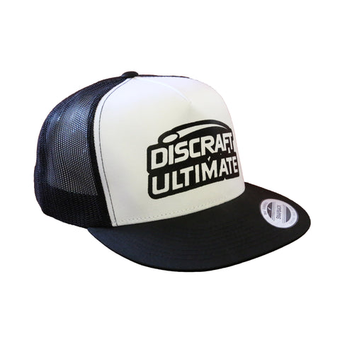 Discraft Ultimate Snapback flat bill trucker hat c28470db48e8