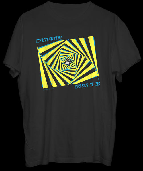 EXISTENTIAL CRISIS CLUB - FRONT & BACK PRINT S/S T