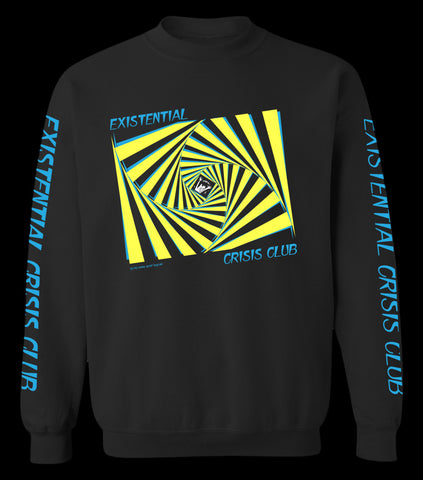 Existential Crisis Club - Crew Sweater