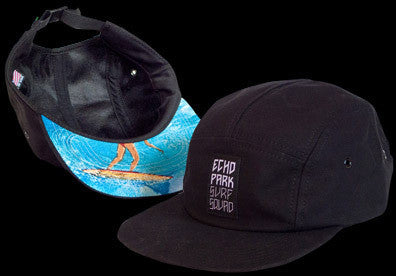 SURF 5 PANEL CAMPER HAT