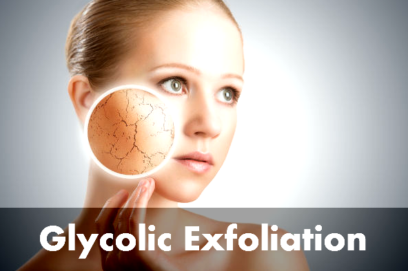 Chemical Exfoliation With Glycloic Acid Clinage Skin