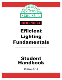 BOC 1003: Efficient Lighting Fundamentals