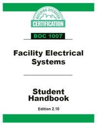 BOC 1007: Facility Electrical Systems