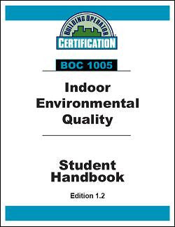 BOC 1005: Indoor Environmental Quality