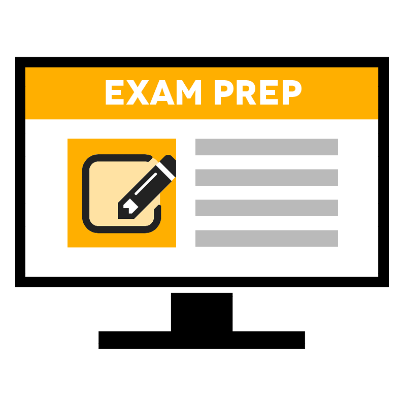 Certification Exam Practice Quizzes (set of 8)