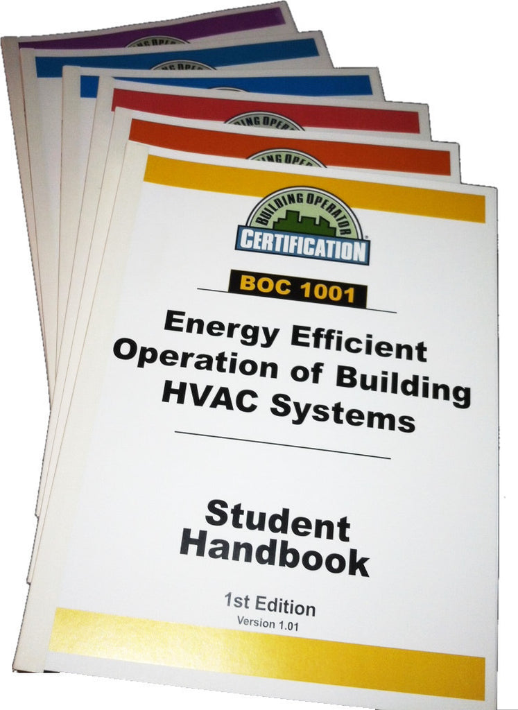 BOC Level I Handbooks (set of 7)