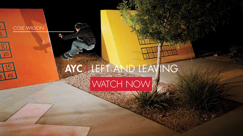 AYC Left And Leaving Tour Video