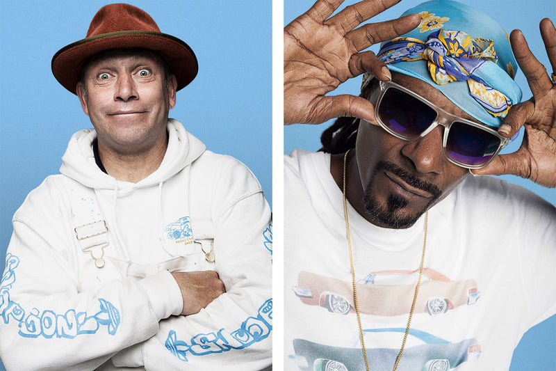 """LA STORIES"" adidas' Collection from Mark Gonzales and Snoop Dogg"