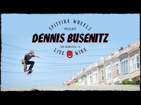 Happy Friday: Dennis Busenitz 'Live Wire'