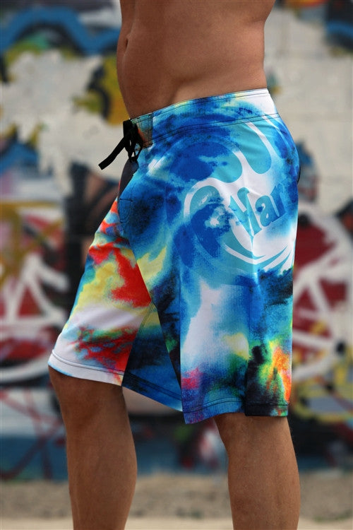 Harvester Boardshort Multi