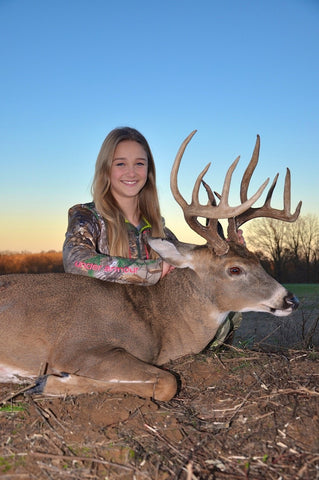 Gearhead Archery Pro Staffer Adriana Armstrong