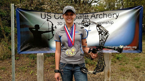 Gearhead Archery Alli Armstong Championship 2016